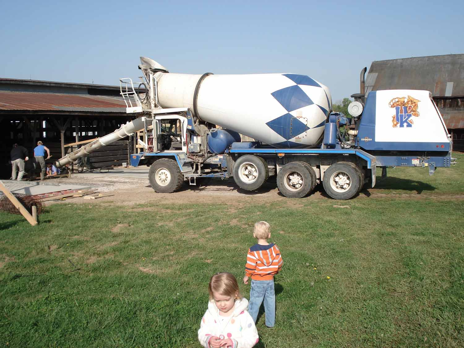twins-with-concrete-truck