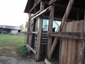 Side Door Track