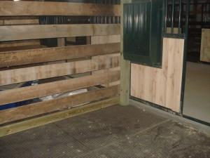 Inside new stall 2